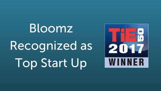 Bloomz Recognized as Top Start Up