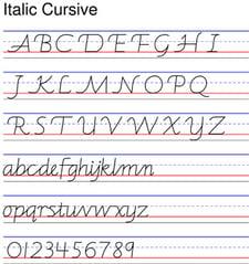 fonts-italic-cursive