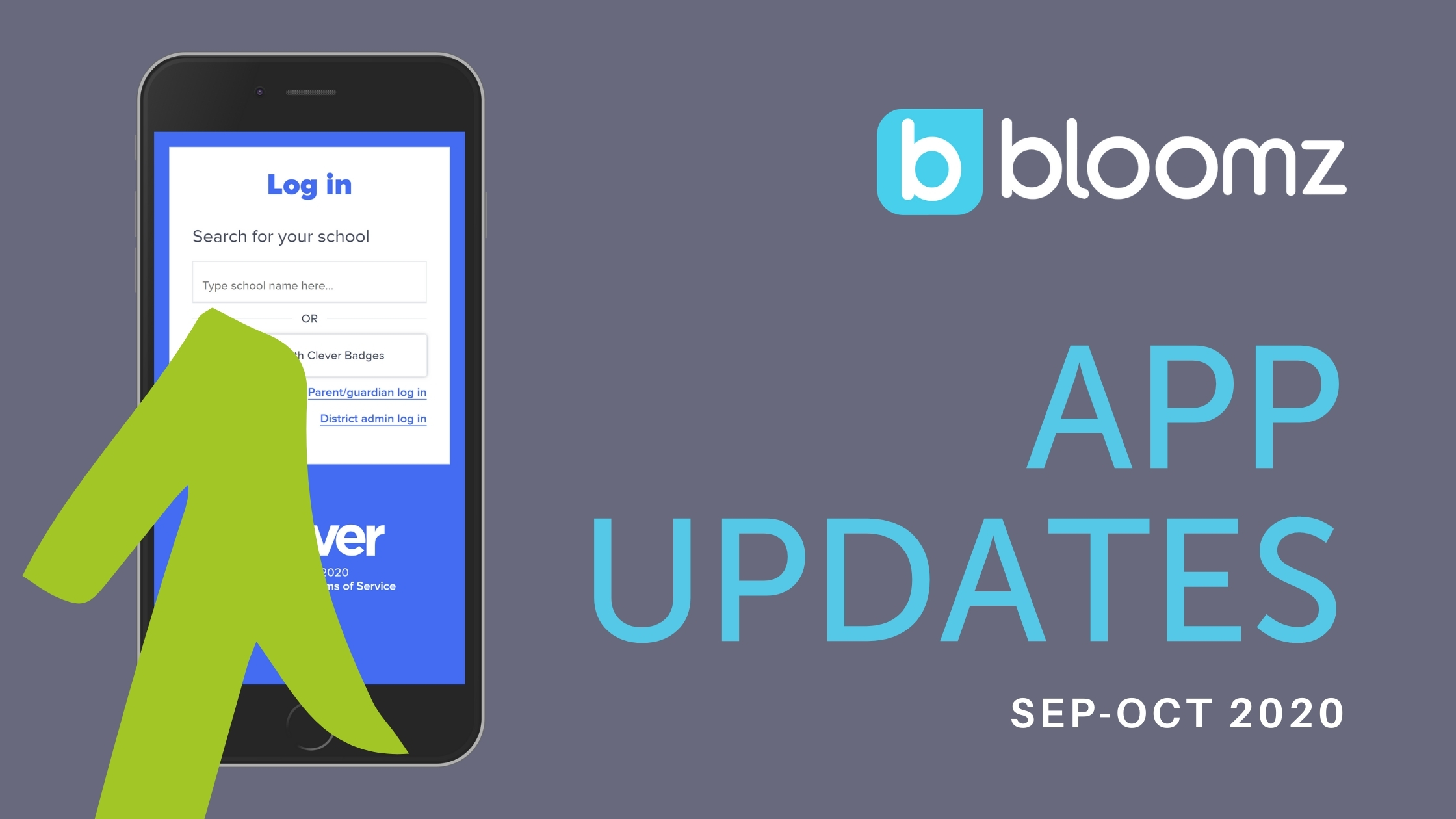 Bloomz Updates from September-October 2020