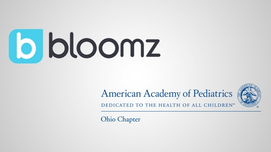 Successful Pilot Inspires 5-Year Partnership Between Bloomz and the Ohio Chapter, American Academy of Pediatrics