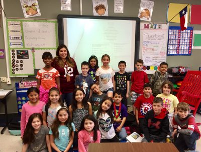 Teacher of the Week: Iris Raga