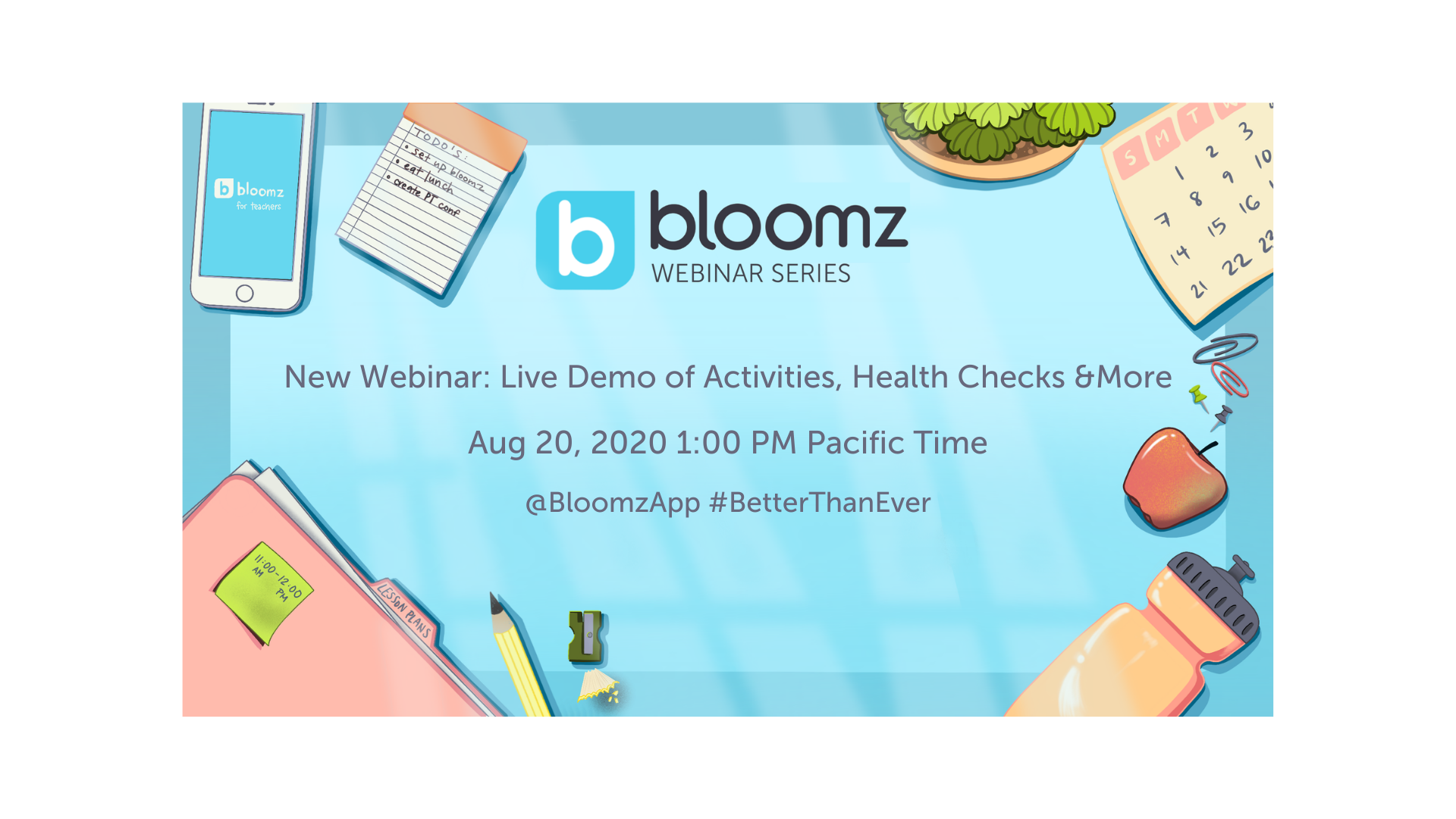 New Webinar: Live Demo of Activities, Health Checks &  More
